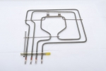 Αντίσταση Γκριλ Κουζίνας Siemens 1000W + 1800W  Άνω Μέρος