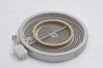 Διπλή Κεραμική Εστία Ø230mm + Ø130mm / 2100W + 170
